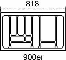 Naber Storex / Besteckeinsatz 4 für 900er Schrank