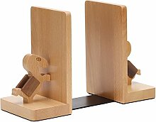 NACEO Pony Buchstütze Holz Verstellbar Für
