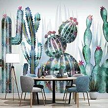 Nach Wandbild Tapete 3D Stereo Tropische Pflanze