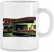 Nacht Burgers - Bob Burgers Kaffeebecher Becher