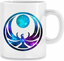 Nachtigall Energien Kaffeebecher Becher Tassen