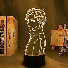 Nachtlicht 3D Illusion Led Lampen Lampe für