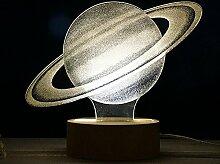 Nachtlicht FeiliandaJJ LED 3D Kreative