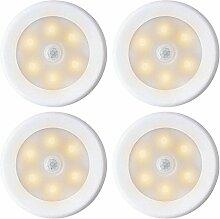 Nachtlicht mit Bewegungsmelder(LED Sensorleuchte),