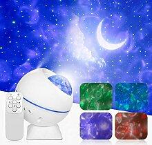 Nachtlicht Projektor Lichter Stern Projektor