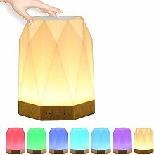 Nachtlicht, UNIFUN Touch-Lampe für Schlafzimmer