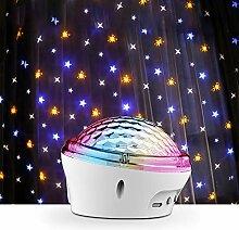 Nachtlichter für Kinder, Sternenprojektor mit