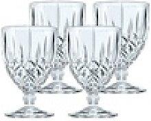 Nachtmann Gläser-Set Noblesse Wasserkelch 4er Set