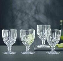 Nachtmann Noblesse Wasserglas / Kelchglas Set