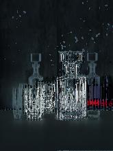 Nachtmann WHISKY-GLÄSERSET 3-teilig , Glas,