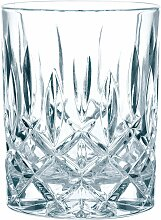 Nachtmann Whiskyglas Noblesse, (Set, 4 tlg.),