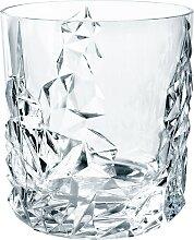 Nachtmann Whiskyglas Sculpture, (Set, 6 tlg., 6x