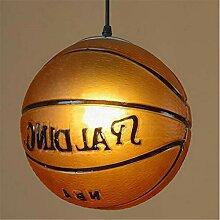 Nachttisch Lampretro Creative Basketbchandelier