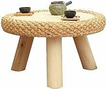Nachttisch Massivholz Tatami Couchtisch