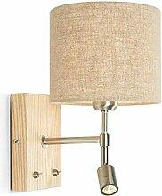 Nachttischlampe Leselampe Led Schlafzimmer