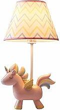 Nachttischlampe romantisches warmes Kinderzimmer