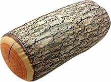 Nackenrolle Rest Kissen Creative Holz Muster