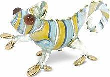 nacraftth Chameleon Glas Figuren Murano
