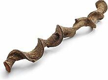NaDeco® Drachen Liane natur 120cm | Twisted Rattan | Drachen Rattan Holz | Deko Liane | Lianen holz | Lianenwurzel | Dekowurzel | Rattan Liane