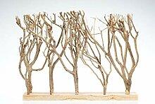 NaDeco Tischteiler ca. 50x39cm Pflanzen Rankhilfe