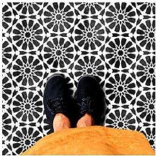NADOR Hexagon Fliese Wand Möbel Schablone für