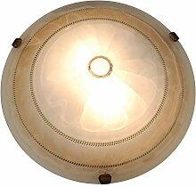Naeve Leuchten Glasdeckenleuchte/durchmesser: 40