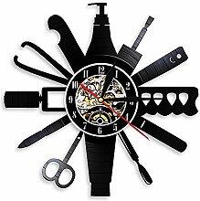 Nagelpflege Modernes Design Uhr Nagelstudio