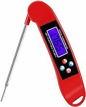 Nahrungsmittelthermometer, Fleisch-Thermometer,