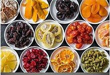 Nahtfrucht Getrockneter Snack-Snack-Shop