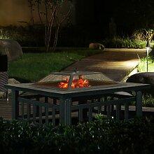 Naiara Feuerschale Table Garten Living