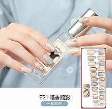 Nail Patches, Nagel-Aufkleber, Wearable Nail