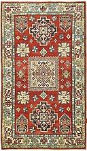 Nain Trading Kazak 136x99 Orientteppich Teppich