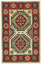 Nain Trading Kazak 91x67 Orientteppich Teppich