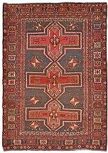 Nain Trading Kazak Alt Teppich Orientteppich