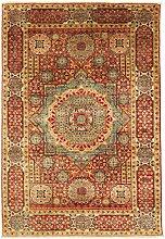 Nain Trading Mamluk Teppich Orientteppich 181x124
