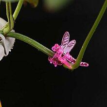 Naisicatar Durable Pflanze Zubehör Dragonfly