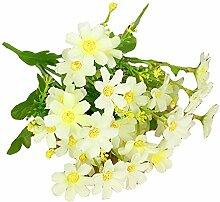 Naisicatar Künstliche Blumen, 1 Stück,
