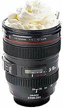 NaisiCore Kameraobjektiv-Kaffeetasse Mode Cup