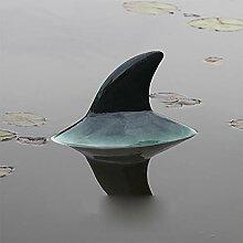 Naiyafly Modern Floating Crocodile Head