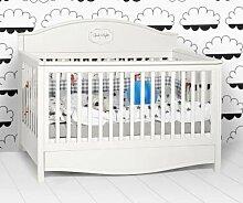 naka24 Kinderbett Gitterbett ''Good