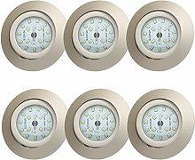 NAKHAL LED Einbaustrahler - LED Spots 30mm -