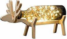 nakw88 Tischlampe Nachtlicht kreative handgemachte