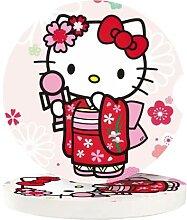 NAMEILIAN Hello Kitty General Motors Untersetzer,