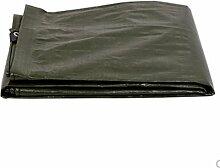 NAN Armee grün Silber Regen Tuch Wasserdicht Sonnencreme Baldachin Tuch Auto LKW Sonnenschutz Plane Drei Tücher 0.35MM - 200g/m2 (größe : 10*12m)