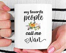 Nan Becher, Geschenk für Nan, Muttertagsgeschenk,