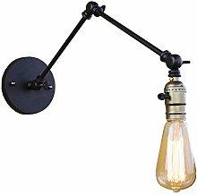 NANA318 Wandleuchte Antik rustikal Wandlampe Innen