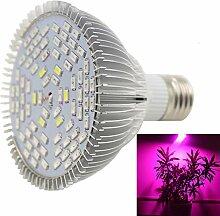 NANANA Pflanzenlampe für LED Wachsen Licht E27