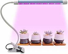 NANANA Pflanzenlampe für Zimmerpflanzen, 48 LED