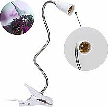 NANANA Pflanzenlampe LED für Zimmerpflanzen, 6w