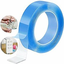 Nano Tape Waschbar Klebeband Abnehmbar